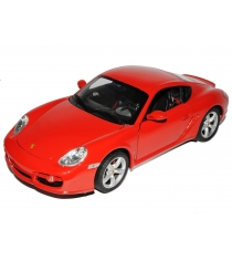 Модель машины Welly Porsche Cayman S 1:18 18008
