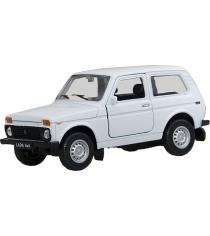 Модель машины Welly Lada 4x4 1:34-39 42386