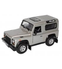 Модель машины Welly Land Rover Defender 1:34-39 42392
