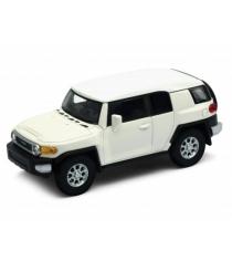 Модель машины Welly Toyota FJ Cruiser 1:34-39 43639