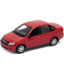 Модель машины Welly Lada Granta 1:34-39 43657
