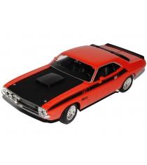 Модель винтажной машины Welly Dodge Challenger 1970 43663