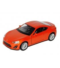 Модель машины Welly Toyota 86 1:34-39 43669