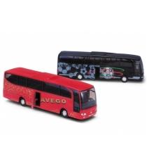 Модель автобуса Welly Mercedes-Benz Travego 52590