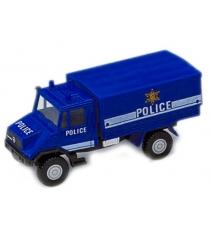 Модель грузовика Welly Полиция с кузовом 99618