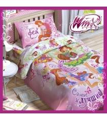 Комплект постельного белья Winx Самые лучшие феи Винкс 1343306