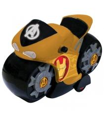 Инерционный мотоцикл Мстители 15 см 4 цвета в ассортименте Yellow 5073