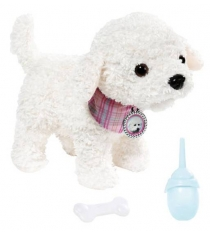 Собака Zapf Baby born Пудель 823-668