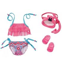 Одежда Zapf Baby born для летнего отдыха 823-750