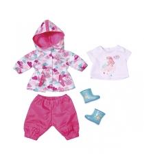 Одежда для дождливой погоды Baby born 823-781