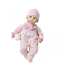 Бэби Аннабель кукла с бутылочкой 36 см Zapf 794-463