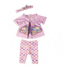 Бэби Борн удобная одежда для дома Zapf 823-545