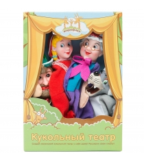 Кукольный театр Жирафики Красная шапочка 68318