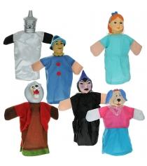 Набор для кукольного театра Жирафики Волшебник Изумрудного города 68323