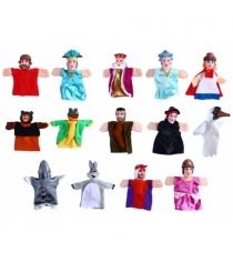 Набор для кукольного театра Жирафики Царевна Лягушка 68327