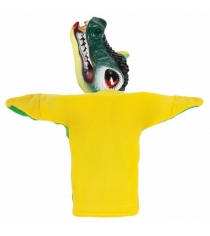 Кукла перчатка Жирафики Крокодил 68328