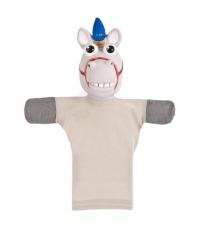 Кукла перчатка Жирафики Лошадка 68328