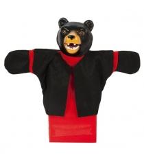 Кукла перчатка Жирафики Медведь 68328