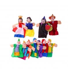 Кукольный театр Жирафики Белоснежка 68352