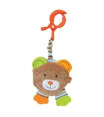 Мягкая игрушка книжка Жирафики Мишка Вилли 939335
