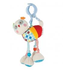 Мягкая игрушка подвеска Жирафики Совенок Бонни 939370