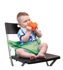 Портативный стульчик чехол Жирафики зеленый 939423