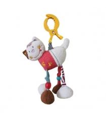 Мягкая игрушка подвеска Жирафики Кошечка Мими 939468