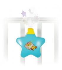 Ночник Жирафики звездочка с проектором 939490