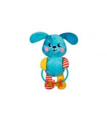Развивающая игрушка Жирафики с погремушками щенок 939527