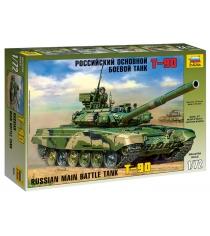 Модель для склеивания Zvezda Российский основной боевой танк Т 90 5020