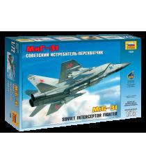 Модель для склеивания Zvezda Самолет Миг 31 7229