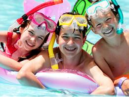 Аксессуары для игр в бассейне