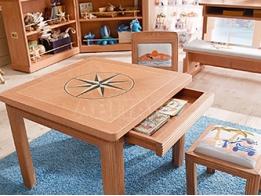 Детские журнальные столы