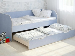 Выдвижное спальное место
