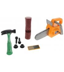 Игровой набор инструментов Помогаю папе 8 предметов ABtoys PT-00070(WK-9746)