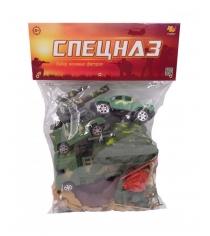 Игровой набор Спецназ Солдатики и военная техника 38 предметов ABtoys PT-00577