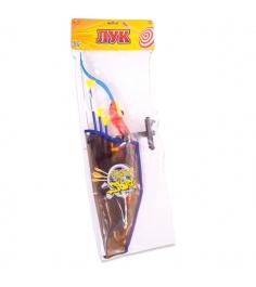Игрушечный лук со стрелами на присосках Sport свет ABtoys S-00099(WG-A4393)...