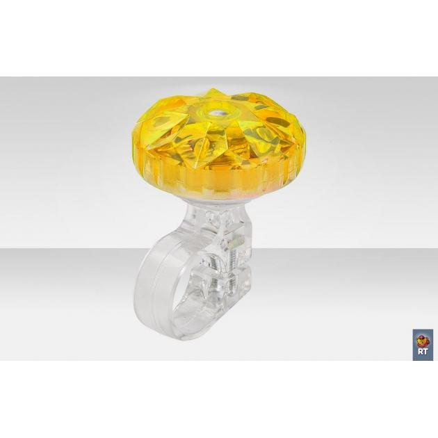 Звонок 26s 02 алмаз жёлтый 4186