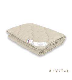 Одеяло лен люкс всесезонное 140x205 alvitek