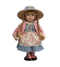Кукла фарфор брусничка Angel Collection 53651