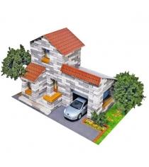 Конструктор дом с гаражом 500 дет л-22
