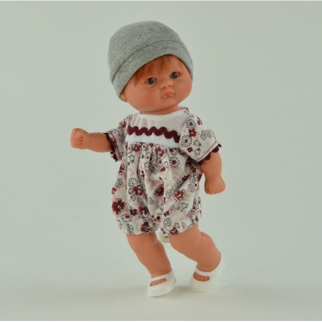 Кукла пупсик с рыжими волосами 20 см Asi 113241