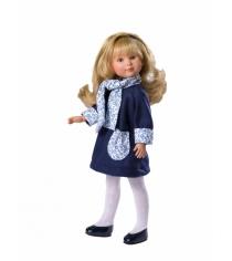 Кукла селия в синем пальто 30 см Asi 163310