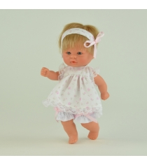 Кукла пупсик с повязкой 20 см Asi 2113022