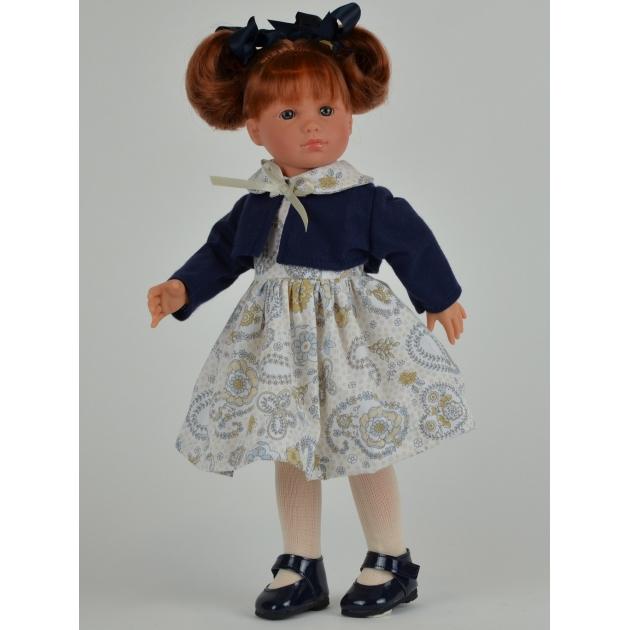 Кукла нелли в синем болеро 43 см Asi 253010