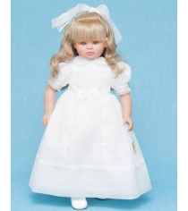 Кукла пепа с белым бантиком 60 см Asi 280090C