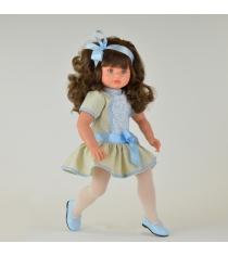 Кукла пепа с атласным бантиком 60 см Asi 282000
