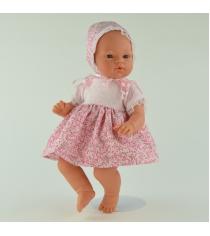 Кукла коки в розовом платьице 36 см Asi 403210