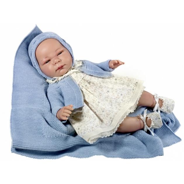 Кукла химена с пледом 46 см Asi 464160