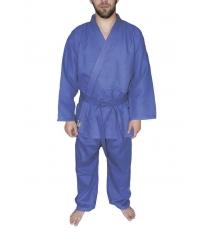 Кимоно для дзюдо Atemi синее рост 140